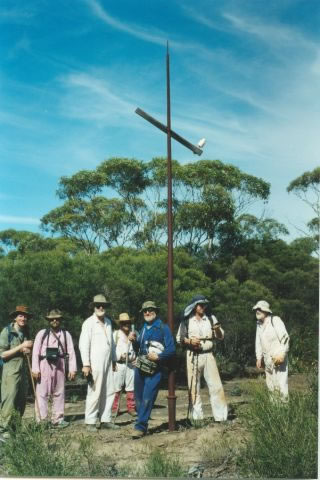 bullers interchangeable pole in situ
